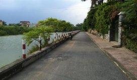Bán đất tổ 5 Thạch Bàn-Long Biên. DT 61m2, đường ô tô vào nhà. LH 0973.683.486