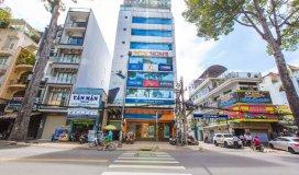 Văn phòng cho thuê MT Nguyễn Chí Thanh, quận 5. DT:220m2 (có thể chia nhỏ)