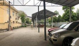 Cho thuê từ 1.000m2 đến 2.500m2 kho xưởng tại tổ 12 thạch bàn, xe công vào thoải mái, giá 50k/m2
