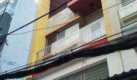 Bán nhà HXH Khuông Việt, DT: 4x16m, giá: 8.6 tỷ, P. Phú Trung, Q. Tân Phú
