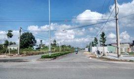 Bán đất nền sổ đỏ ngay trung tâm TP Vĩnh Long, chồng tiền nhận sổ, xây dựng tự do, giá 8tr-10tr/m2