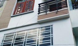 Bán nhà HXH thông Đỗ Thừa Luông, 1 lửng 3 lầu, DT: 5x20m, giá:7.5 tỷ, P. Tân Quý, Q. Tân Phú
