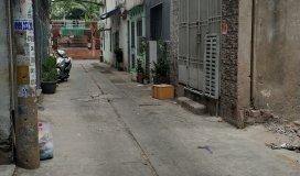 Bán nhà hẻm Nguyễn Sáng, DT: 4x8m, giá: 3.25 tỷ, P. Tây Thạnh, Q. Tân Phú