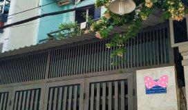 Bán nhà hẻm Đỗ Thừa Luông, DT: 50 m2, giá: 4.7 tỷ, P. Tân Quý, Q. Tân Phú