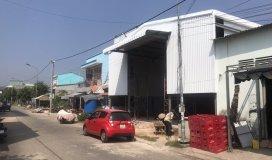 Sang lại KHO XƯỠNG DT:300m2 tại khu công nghiệp LONG HẬU_ CẦN GIUỘC_LONG AN Giá chính chủ bán nhanh: