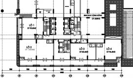 Bán sàn ki ốt tầng 1 tòa ct1 chung cư 43 phạm văn đồng