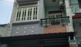 Bán nhà  173 HXH Khuông Việt, DT: 4x14m, giá: 7.5 tỷ, P. Phú Trung, Q. Tân Phú