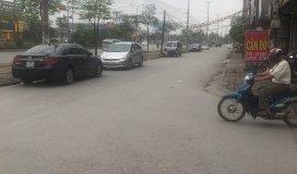 Bán 38.3m2 đất sổ đỏ Văn Trì, Minh Khai. Bắc Từ Liêm, đường kinh doanh tốt