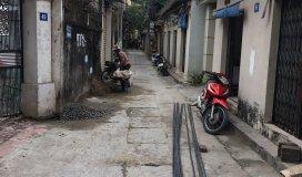40m đất CCSĐ , tiện xây nhà ống, đường gần 3m, ngõ thông Phường Phú Diễn