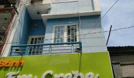 Nhà 2 mt hxh huỳnh văn bánh, 3.5x8m, 4 tầng, cách trường sa 40m, tn 20tr/thg, 4.92 tỷ tl