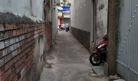 Bán nhà hẻm Phú Thọ Hòa, DT: 5x14m, giá: 4.45 tỷ, P. Phú Thọ Hòa, Q. Tân Phú