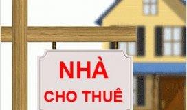 Cho thuê nhà 284/33 Võ Văn Tần Phường 5 - Quận 3
