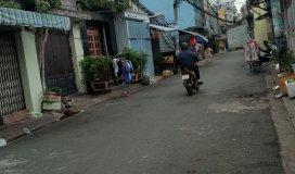 Bán nhà HXH Lê Thúc Hoạch, DT: 4x12m, giá: 4.5 tỷ, P. Phú Thọ Hòa, Q. Tân Phú