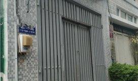 Bán nhà hẻm Nguyễn Hữu Tiến, DT: 4x14m, giá: 3.75 tỷ, P. Tây Thạnh, Q. Tân Phú