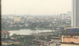 Bán nhà liền kề khu đô Thị mới Định Công. DT 76m2 x 4 tầng, MT 4,6m, giá 9,3 tỷ