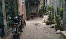 Bán nhà hẻm Vườn Lài, DT: 4.05x10m, giá: 4.5 tỷ, P. Phú Thọ Hòa, Q. Tân Phú