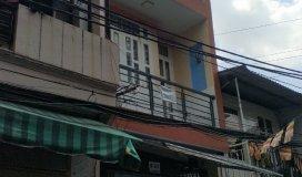 Bán nhà HXH Phú Thọ Hòa, DT: 3.6x7m, giá: 3.6 tỷ, P. Phú Thọ Hòa, Q. Tân Phú