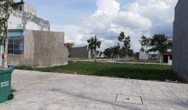 Cần sang lại nền đất góc 15m x 26m, 2 mặt tiền, Trần Văn Giàu, sổ hồng riêng