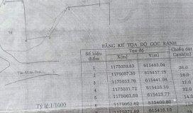 Bán 2 Lô Đất Cần Giờ Liền Kề Tổng DT 48000m2 – Giá 500tr/1000m2