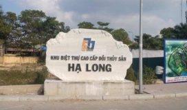 Đất nền trung tâm TP Hạ Long, giá 20 triệu/m2,CK ngay 700 triệu, đã có sổ đỏ riêng.