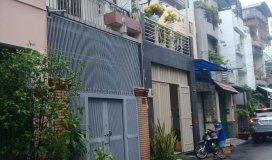 Nhà mặt tiền đường Tân Khai,phường 04,Tân Bình,50 m2,4 tầng,giá 5.4 tỷ.