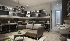 Bán căn hộ oft giá chỉ 2,1 tỷ/căn nhận nhà ở ngay. oft duy nhất sở hữu lâu dài