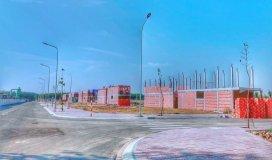 Bán đất vàng chợ hội nghĩa trung tâm khu công nghiệp nam tân uyên .sổ đỏ trao tay,ck 21%. 567 triệu