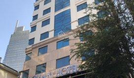 Bán khách sạn mt đông du góc hai bà trưng,p.bến nghé,q1.dt: 15x20m.2 hầm, 8 lầu, 43p giá 160 tỷ.