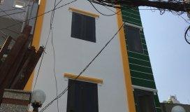 Bán nhà trung tâm gò vấp, 01 trệt + 4 lầu, hđ thuê nguyên căn 50tr, tự doanh 80tr/th, giá 12 tỷ