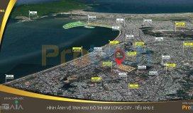 Chính chủ: 2 lô kim long city, ngã tư ng sinh sắc - hoàng thị loan, trung tâm đà nẵng ( )