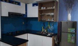 Cho thuê chung cư khánh hội 2, 2pn, 2wc, giá 10tr,  sơn