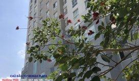 Cho thuê mặt bằng kinh doanh tầng trệt tòa nhà remax plaza quận 6. lh: