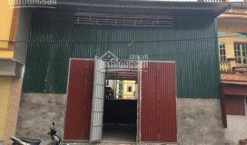 Cho thuê nhà xưởng tại kcn quế võ 1 bắc ninh, dt:180m ngay quốc lộ 18