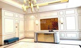 Cho thuê officetel 34 - 75m2 sài gòn royal, ngay chân cầu mống, 1 phút đến q. 1, lh: