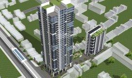Cho thuê sàn thương mại chung cư center point 110 cầu giấy, 1000m2 thông sàn, cắt lẻ theo nhu cầu.