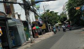 Bán nhà HXH nhựa Cầu Xéo, DT: 5x23m, giá: 13.9 tỷ, P. Tân Sơn Nhì, Q. Tân Phú