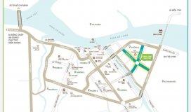 đất nền sổ đỏ trao tay dự án vĩnh long new town - chỉ 837tr /nền, hỗ trợ nh. lh
