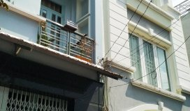 Bán nhà HXH Tân Sơn Nhì, DT: 4x13m, giá: 4.35 tỷ, P. Tân Sơn Nhì, Q. Tân Phú
