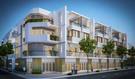 Mở bán nhà phố liền kề dự án City Gate 3, Q8.DT5x18m, 1 trệt 3 lầu, giá 8,8 tỷ(VAT)