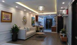 Chính chủ bán chung cư 60 Hoàng Quốc Việt, căn góc 09, DT 104, giá 32tr/m2.