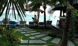 Cần bán resort Hàm Tiến, Phan Thiết -  mặt biển 800m2 đang hoạt động