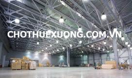 Chính chủ cho thuê xưởng đẹp mới xây xong tại KCN Quế Võ 2 Bắc Ninh giá tốt