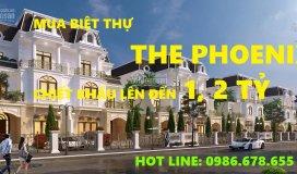 Hot!! mở bán the phoenix( ks 5 * marriott)đã sở hữu bt 4 tầng đẹp nhất miền bắc lại còn c/k:1,2 tỷ