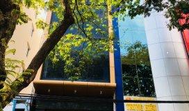 Hot với 8,5$/m2 sở hữu nguyên tòa mt hoàng diệu,p12,q4, dtsd: hơn 800m2,vp đại diện,cafe thương hệu