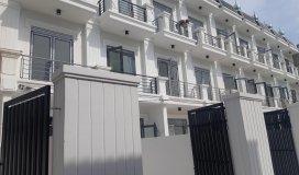 Nhà phố 1 trệt 2 lầu sổ hồng, cách ngã tư ga 100, giá chủ đầu tư 1ty7. liên hệ: