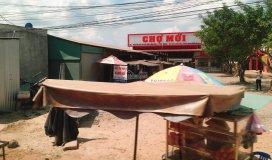 Sở hữu đất mặt tiền chợ mới bình dương dt25x40m, giá rẻ 550tr, cách ql13 chỉ 5p đi xe