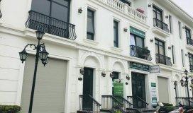 Thiện chí cho thuê gấp shophouse tòa g1 dự án vinhomes greenbay. giá ưu đãi. lh: