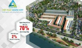 Việt phát south city-ưu đãi lớn trong tháng 5 - ck lên đến 2% và quà tặng 5 chỉ vàng. lh