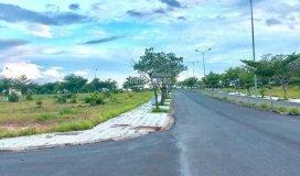 Cần bán 3 lô đất Nguyễn Hữu Cảnh, sổ riêng từng lô, thổ cư 100%, vị trí đẹp đường 8m, xây dựng tự do