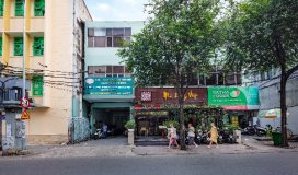 Chính chủ cho thuê văn phòng đẹp giá rẻ đường Cống Quỳnh, quận 1